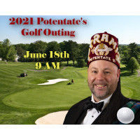 2021 Potentate's Golf Outing
